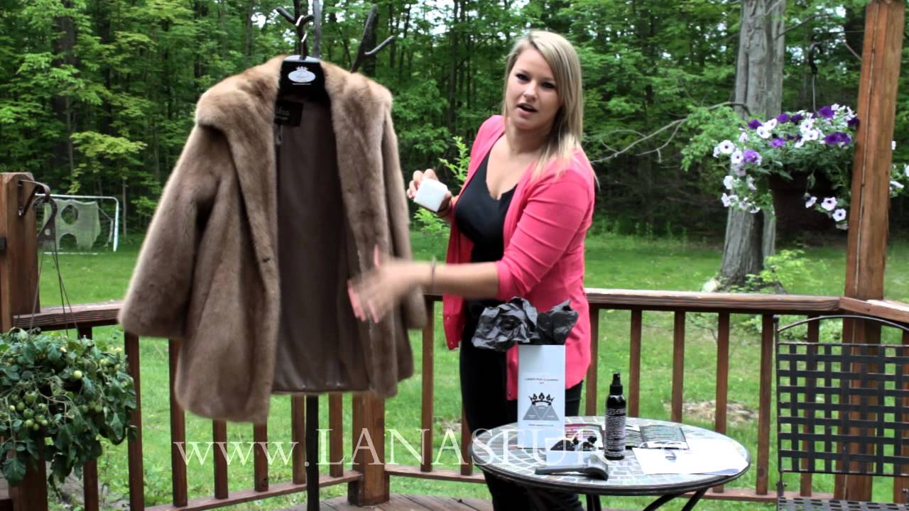 84c591c2c890 How To Properly Clean Fur Coat - Quick and Easy DIY Guide - YouTube