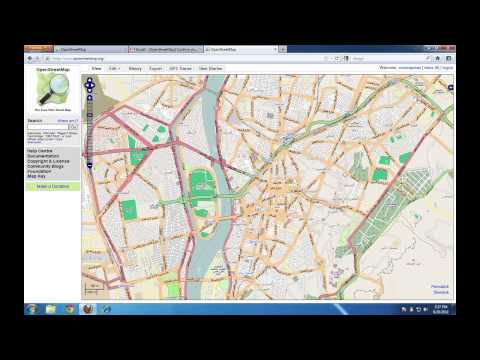 Beginning OpenStreetMap 2 - Signing Up and Making Your First Edits - HOT - Jeff Haack