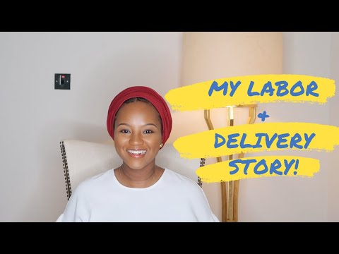 What Labor Really Feels Like! | My Labor and Delivery Story.