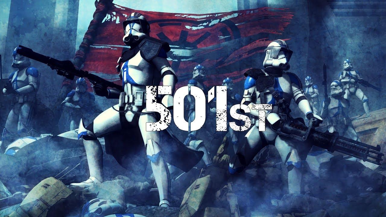 hd clone wars tribute501st youtube