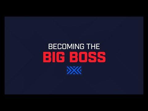 Becoming The Big Boss