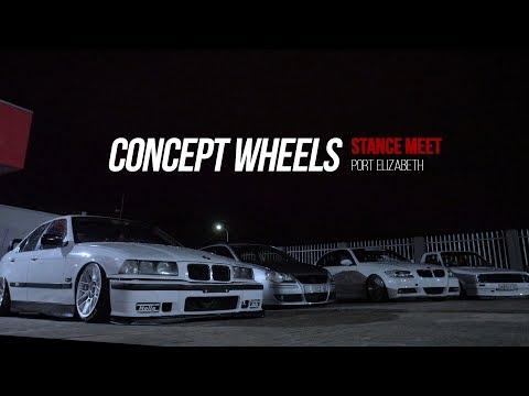 Concept wheels stance meet