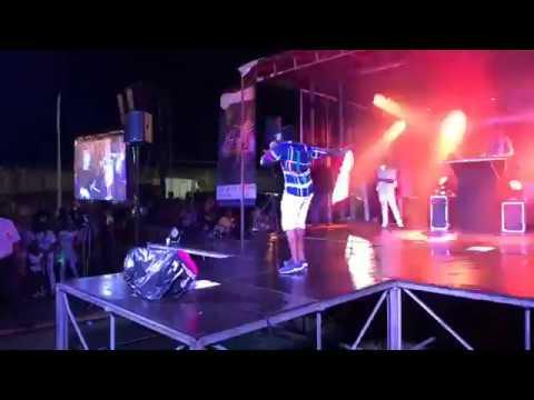 Fête de la Musique à St Laurent avec Jahyanai King / Bamby 2k18 || Anthony  Off