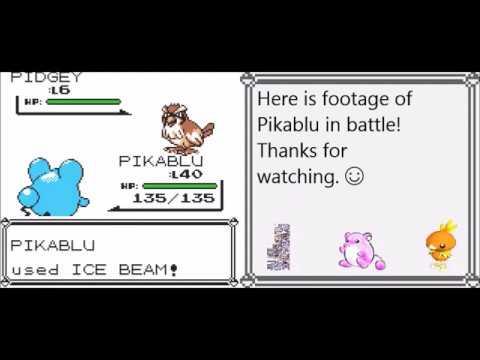 [APRIL FOOLS] Game Freak's Secret Cheat Code (Pokémon Yellow)