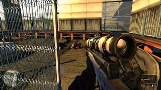 Sniper The Manhunter 1 прохождение walkthrough