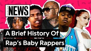 From Lil Baby To DaBaby: A Brief History Of Hip-Hop\'s Baby Names | Genius News