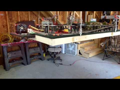 Lionel Train Layout Hoist/Lift