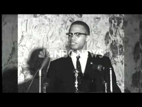 "Malcolm X: ""Don't BEG for a Job - CREATE a Job"""