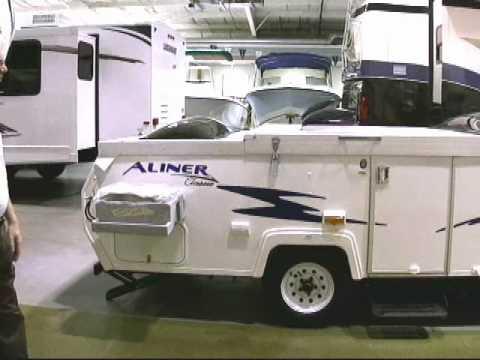 *SOLD* 2010 Columbia Northwest Aliner Classic - 26533