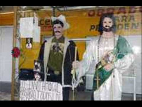 Jesus Malverde Cadetes De Linares Youtube