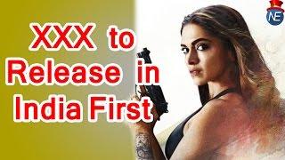 सबसे पहले India में Premier होगी 'XxX:, Deepika ने Twitter कर दी जानकारी