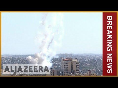 🇵🇸 🇮🇱 Rockets Fired From Gaza Day After Israel Kills Four Palestinians | Al Jazeera English