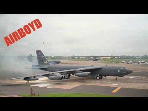 B-52 Stratofortress Scramble