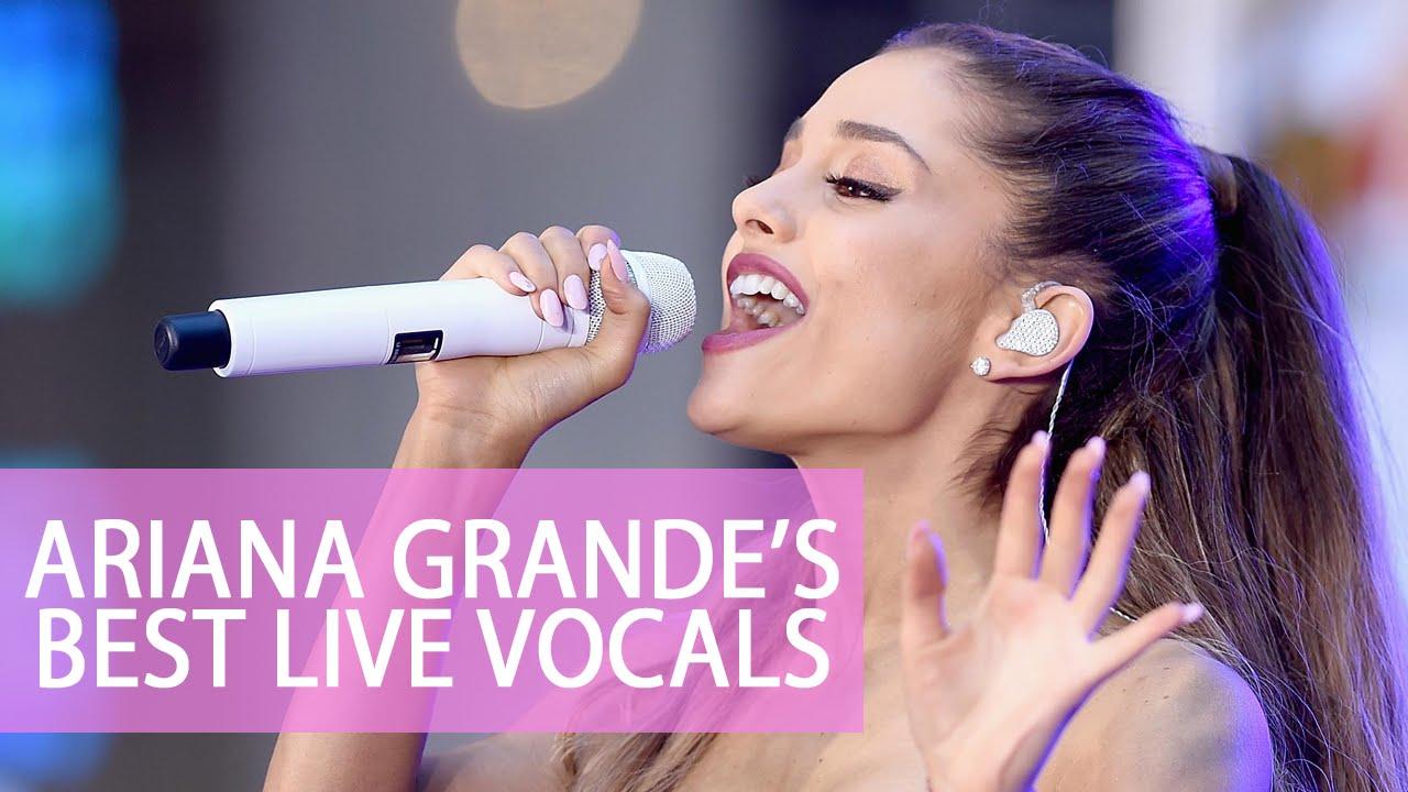 Buzzffed Best Of Ariana Grande: Ariana Grande's Best Live Vocals