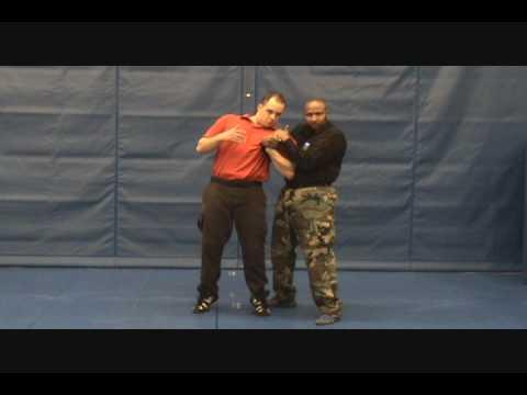 Defensive Tactics- Reverse Gooseneck with Thumb Lock