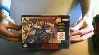 Konami Story Ep 01 - SunsetRiders, Batman Returns, Castlevania IV, Axelay, Prince Of Persia