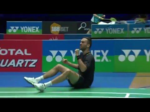 YONEX All England 2016: Semi-Finals Review & Reaction: Adcocks, Okuhara Marin Susanto Jordan