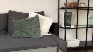 Wohnung neu und komplett einrichten für unter 1600€ !!! - Roomtour /Flattour