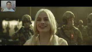 Реакция Эпела на  Отряд Самоубийц--трейлер No1