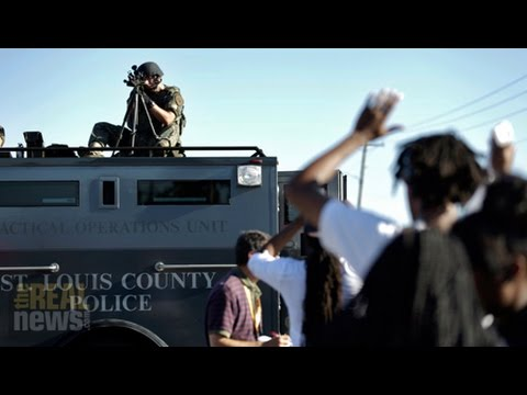 Police Militarization Historically Used to Quell Black Rebellion
