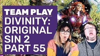 Let's Play Divinity Original Sin 2 | Part 55: Lube Man And The Nameless Isle
