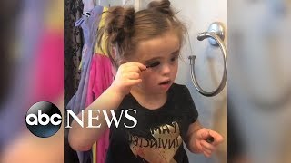 7-year-old girl who slayed the makeup game is back -- and it's all about the contour