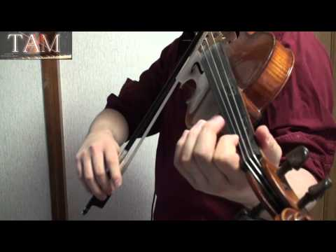 Violin:TAM http://www.youtube.com/user/violinpiano2/ FULL Ver. TV Anime Opening short ver.はこちら http://www.youtube.com/watch?v=DbmrFQv91rk ・TVアニメ ...