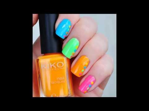как быстро и красиво на красить ногти на каждый день и праздник