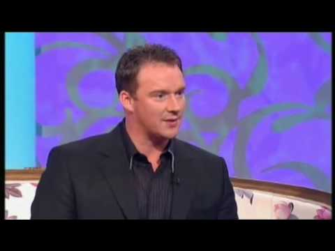 Russell Watson Interview on Paul O'Grady Show - 05/06/08 - 2/2