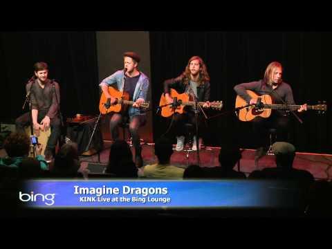 Imagine Dragons - It's Time (Bing Lounge)