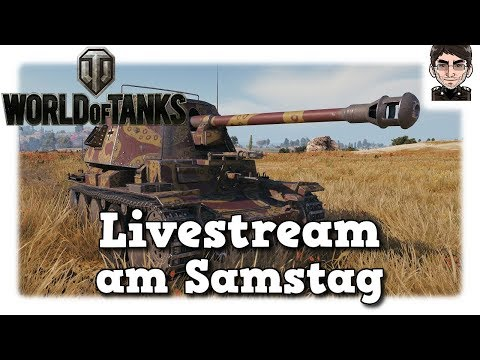 World of Tanks - Livestream am Samstag + Giveaway M41D Mietcodes [deutsch] thumbnail