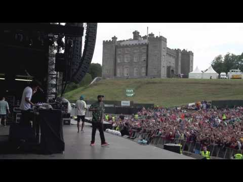 EARLWOLF 2013 SUMMER TOUR - IRELAND
