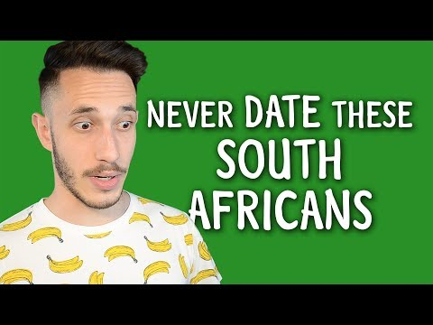 """Dating a South African black men is a ""constant f***ing therapy"" from YouTube · Duration:  1 minutes"
