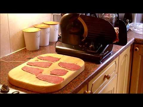 RRP Corned Beef Pastrami Pt 3 Topside