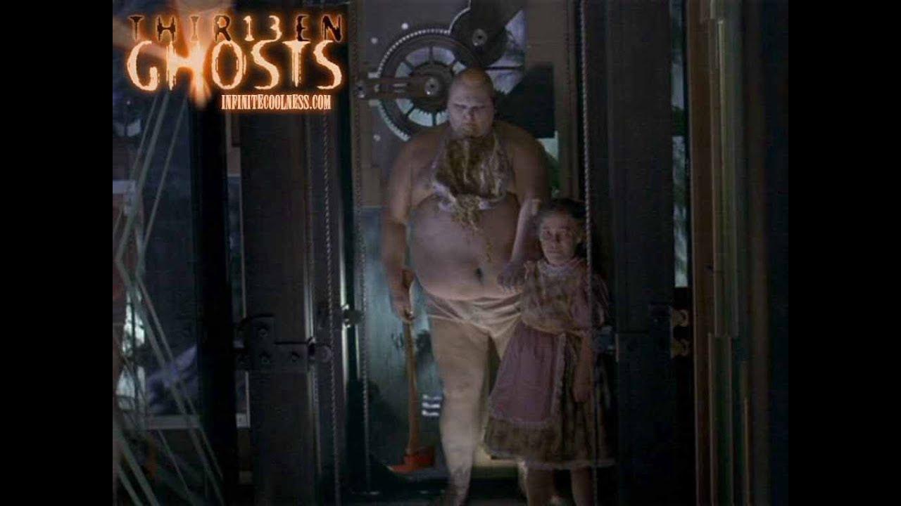 Download Los 13 Fantasmas El Niño Obeso Y La Madre Nefasta/BrettMartinez