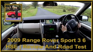 Virtual Video Test Drive through the Trough Of Bowland in our Range Rover 3 6 HSE