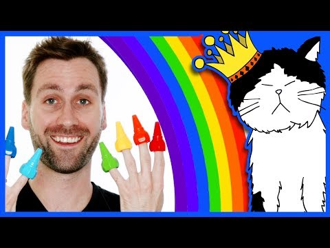 Colors of the Rainbow Song | Mooseclumps | Kids Learning Videos and Songs for Toddlers