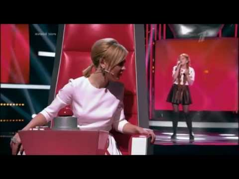 Kseniya Brakunova - It's a simple song (The Voice Kids Russia)