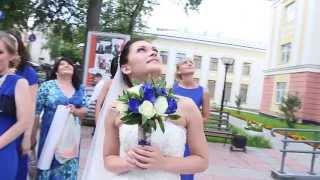 Владимир и Кристина . 25 июля 2015