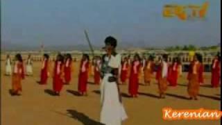Eritrea Beja Patriotic Song    ارتريااغنية بجاوية