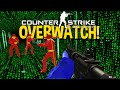 CS GO AIM BOT WALL HACKER PRO - OVERWATCH FUNNY MOMENTS