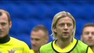 Тимощук рассказал о завершении карьеры в сборной