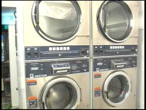 Opl Stack Washer Dryer Dexter Inc Youtube