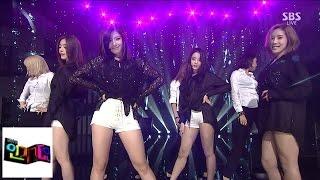 [시크릿 (Secret)] U R Fired @인기가요 Inkigayo 140817