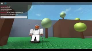 ROBLOX Lazer with WummyUmmy ( I rek as juggernaut)