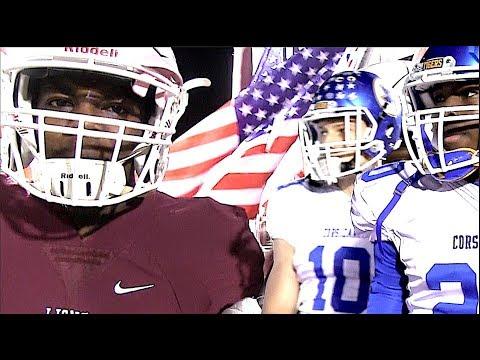 🏈🔥 Texas HS Football : Ennis vs Corsicana - UTR Highlight Mix 2017