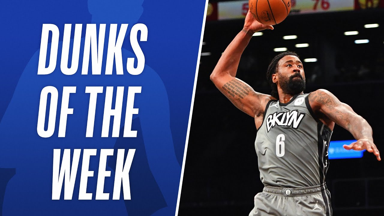 TOP DUNKS From The Week! | Week 8