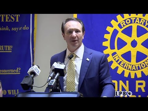 Newsmakers - 01/10/18 - Attorney General Jeff Landry
