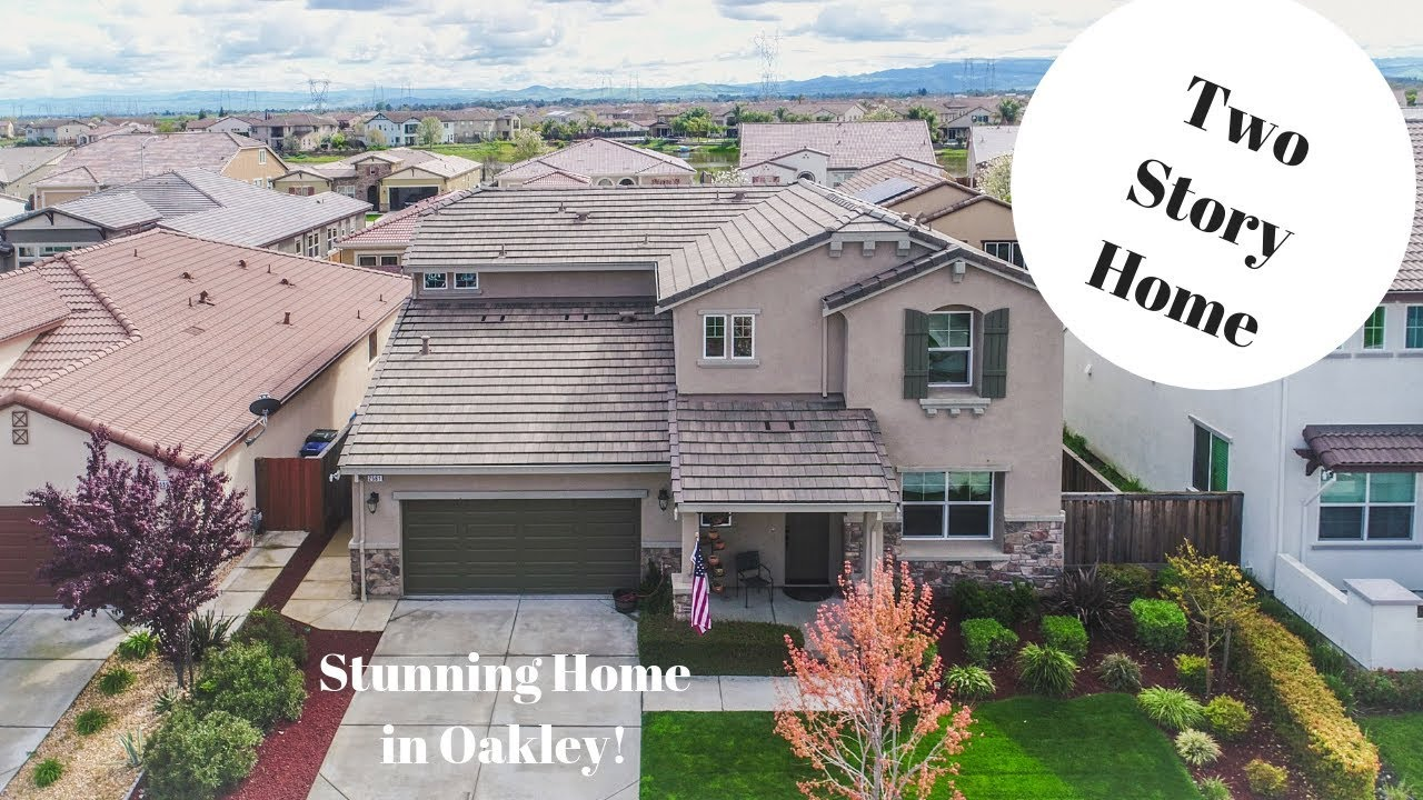2561 Talaria Dr Oakley CA 94561 - Stunning Two Story Home in Oakley For Sale