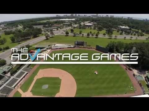 The Reggie Sanders Foundation 2015 Advantage Games